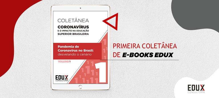 Lançamento da Coletânea de E-book da Editora EDUX Consultoria