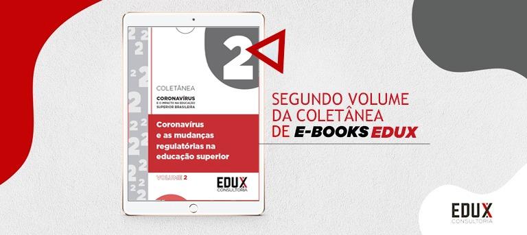Lançamento do segundo volume da Coletânea de e-books Edux