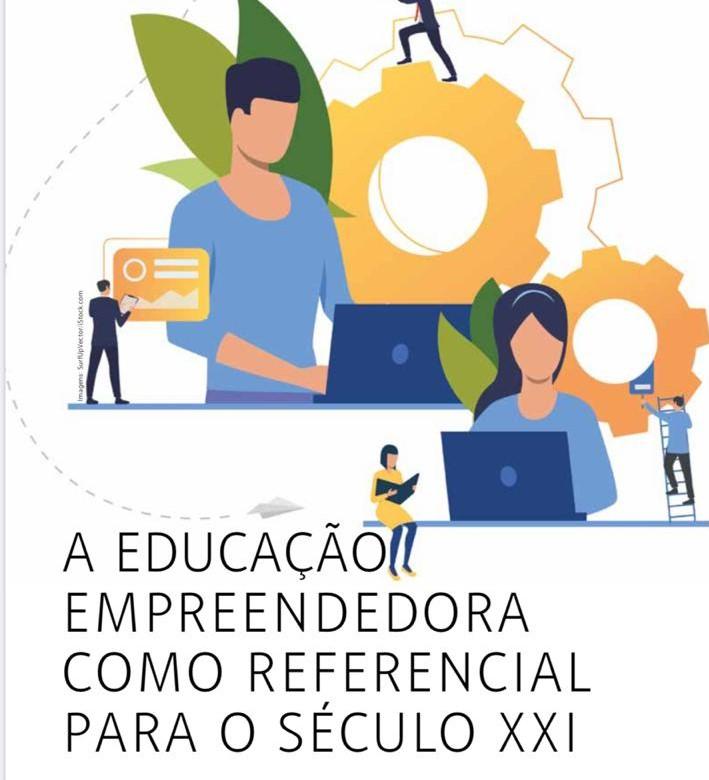 Edição de junho da revista Linha Direta traz artigo sobre Educação Empreendedora para o Século XXI