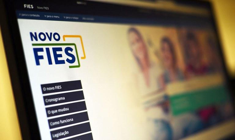 MEC divulga novas datas de inscrição no Fies 2020/2