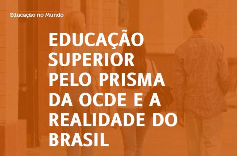 """Revista Linha Direta publica artigo """"Educação superior pelo prisma da OCDE e a realidade do Brasil"""""""